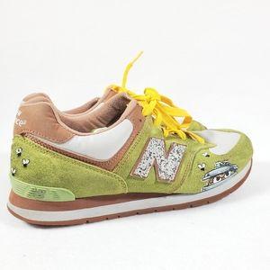New Balance Sesame Street Oscar The Grouch Shoes